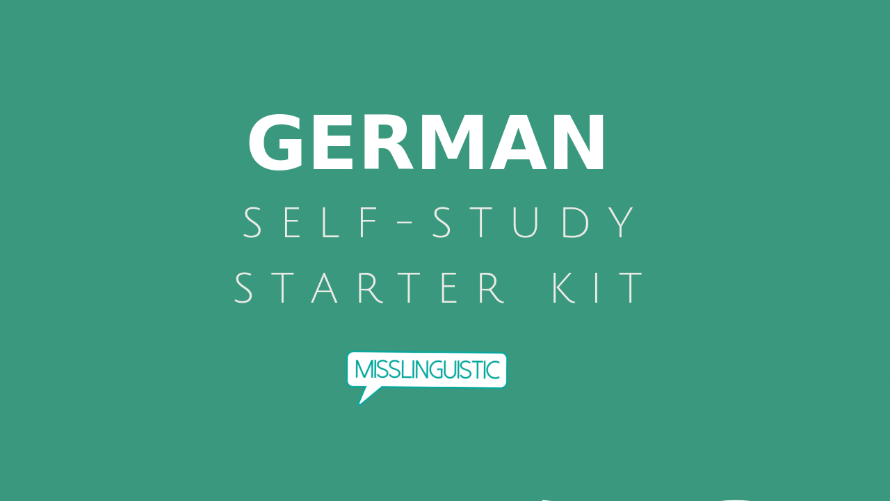 Learn German By Yourself